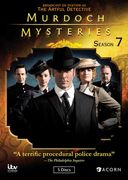 Murdoch Mysteries - Season 7 (5-DVD)