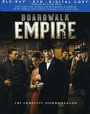 Boardwalk Empire - Complete 2nd Season (Blu-ray +