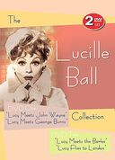 Lucille Ball Collection (Meets John Wayne / Meets