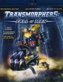 Transmorphers: Fall of Man (Blu-ray)