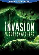 Invasion of the Body Snatchers (DVD + Blu-ray)