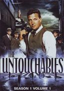 The Untouchables - Season 1 - Volume 1 (4-DVD)