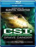 CSI: Crime Scene Investigation - Grave Danger (Blu-ray + DVD)