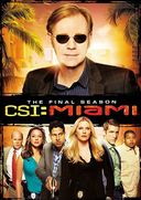 CSI: Miami - Complete 10th (and Final) Season
