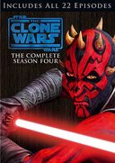 Star Wars: The Clone Wars - Season 4 (4-DVD)