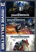 Transformers 3-Movie Collection (3-DVD)