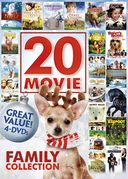 20 Movie Family Collection (4-DVD)