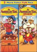 An American Tail 2 Movie Pack (2-DVD)