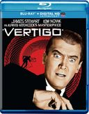 Vertigo (Blu-ray, Includes Digital Copy,