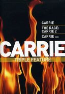 Carrie Triple Feature (3-DVD)