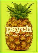 Psych - Complete Series (31-DVD)