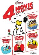 Peanuts: 4-Movie Collection (4-DVD)