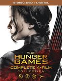 The Hunger Games Complete Collection (8-DVD)