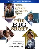 The Big Short (Blu-ray + DVD)