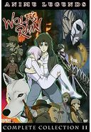 Wolf's Rain - Complete Collection II (Anime