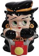 Betty Boop - Biker - Cookie Jar