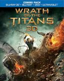 Wrath of the Titans 3D (Blu-ray)