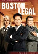 Boston Legal - Season 1 (5-DVD)