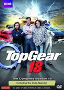 Top Gear - Complete Season 18 (3-DVD)