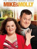 Mike & Molly - Complete 2nd Season (3-DVD)