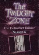 The Twilight Zone - Definitive Edition - Season 5