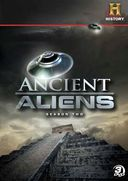 Ancient Aliens - Season 2 (3-DVD)