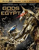 Gods of Egypt 3D (Blu-ray + DVD)