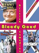 Bloody Good British Comedies (Clockwise / Are You