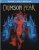 Crimson Peak (Blu-ray + DVD)