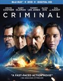 Criminal (Blu-ray + DVD)