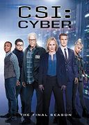 CSI: Cyber - Final Season (5-DVD)