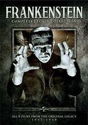 Frankenstein - Complete Legacy Collection (4-DVD)