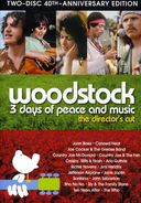 Woodstock: 40th Anniversary Director's Cut (2-DVD)