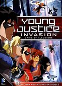 Young Justice - Invasion - Game of Illusions