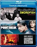 Executive Decision / Point Break / Swordfish