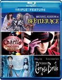 Beetlejuice / Charlie and the Chocolate Factory /