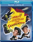 Abbott and Costello Meet Frankenstein (Blu-ray)