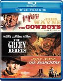 The Cowboys / The Green Berets / The Searchers