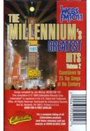 WCBS FM101.1 - The Millennium's Greatest Hits,