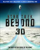 Star Trek Beyond 3D (Blu-ray + DVD)