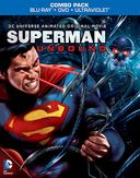 Superman: Unbound (Blu-ray + DVD)