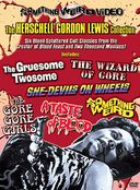 The Herschell Gordon Lewis Collection (5-DVD Box