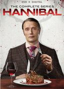 Hannibal - Complete Series (5-DVD)