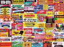 Candy Wrappers - 1000 Piece Puzzle
