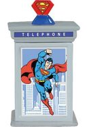 DC Comics - Superman - Phone Booth Cookie Jar