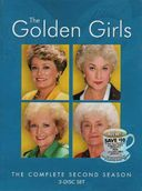 The Golden Girls - Complete 2nd Season (3-DVD)