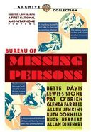Bureau of Missing Persons (Full Screen)