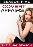 Covert Affairs - Season 5 (4-DVD)