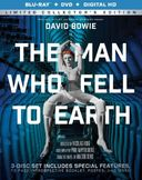 The Man Who Fell to Earth (Blu-ray + DVD)