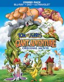 Tom and Jerry's Giant Adventure (Blu-ray + DVD)